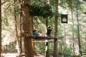 DIY Mods Treehouse!
