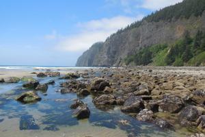 A beach photo
