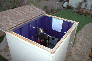 Build a Backyard Observatory