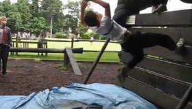 Kids Parkour and Free-Running