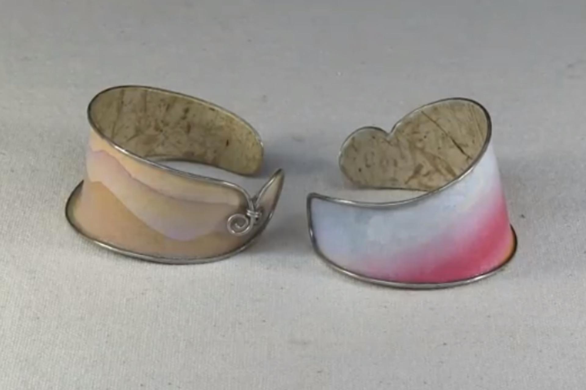 Fashion Jewelry from Wire - DIY