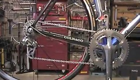 Complete Road Bike Assembly