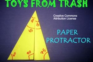 Paper Protractor