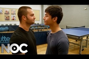 Kev Jumba vs Nick Swisher