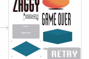 ZigZag iPhone Game - Beginners Guide | Swift and Xcode