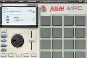 iMPC for iPad