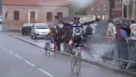 Best Bike Race Finish