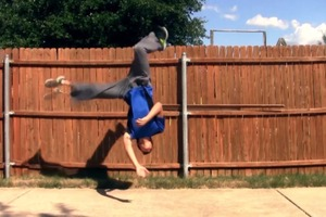 Aerial / Handless Cartwheel Tutorial