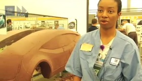 Cars Built with Oil-Based Clay