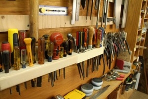 How To Make A Tool Organizer