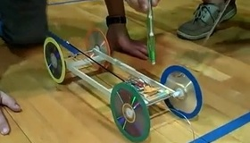 Science Olympiad: Mousetrap Vehicle