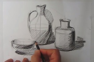 How To Draw a Still-Life