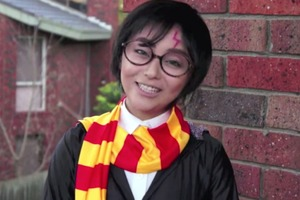 Harry Potter Transformation Tutorial