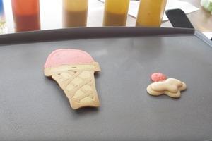 Tutorial: Ice Cream Pancake Art