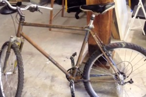 Description: Restore an Old Bike
