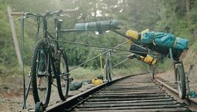 Camping Railbike