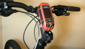 GPS Bike Mount