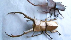 Origami Bugs