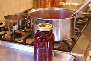 Canning Pickled Red Beets
