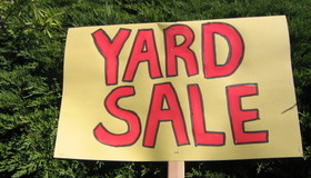 How to Have a Yard Sale