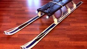Build a Ski Sled