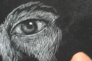 How To Create Scratchboard Art