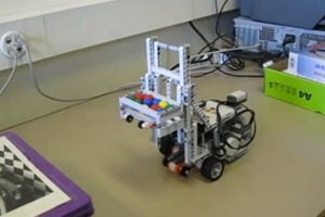 Mindstorms Vehicle