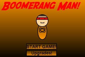 Boomerang Man!