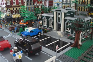 California Lego City