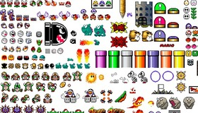 Super MarioWorld Sprites