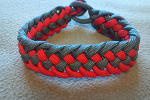 Coyote Trail Paracord Bracelet