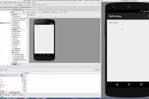 Building Your First Android App (Hello World Example)