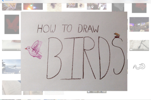 How-to draw birds