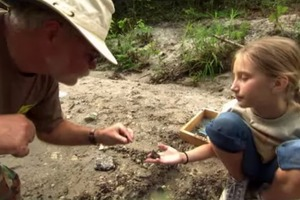 Fossil Dig Adventure with Junior Paleontology Field Camp
