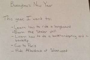 New Year's Resolutions #forkit