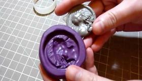 Easy Silicone Press Mold
