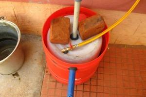 Make Bio-gas