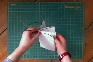Folding a Zine