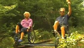 Hal's Rail Bike