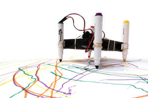 How To Make a Squiggle Bot
