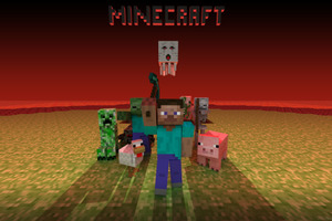 Minecraft: Hunger Games Survival