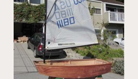 "How to Build a Sailboat: ""The Optimist"""