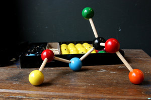 How To Make a Molecular Model