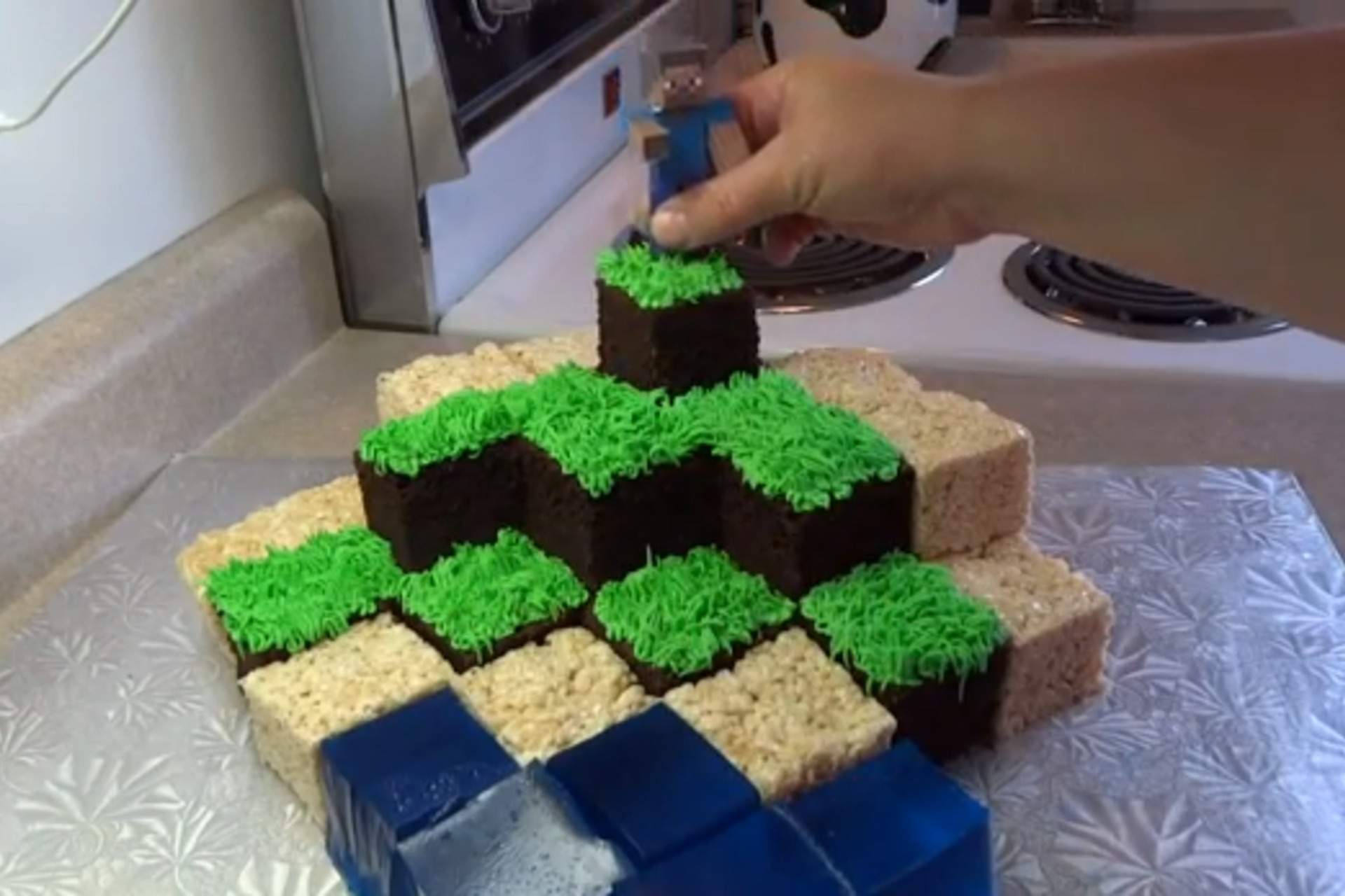 Make Minecraft Food DIY
