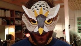 Remake: HunterOwl's Mask