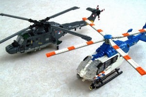 Dutch helicopters