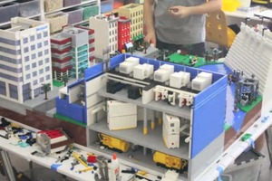 Lego City in 90 Seconds