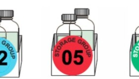 Segregated Chemical Storage