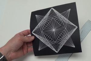 Geometric String Art - Project #107