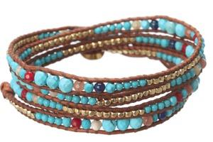 Chan Luu Style Wrapped Bracelet